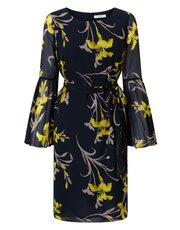 Jacques Vert Beatrice printed dress