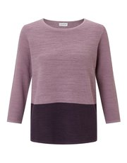 Eastex colour block jumper