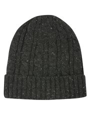 Cable knit thinsulate hat