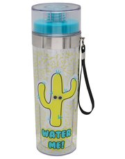 Teens' NPW Vibe Squad cactus water bottle