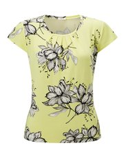 Precis Petite drawn floral top