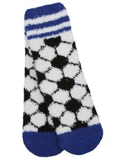 Football cosy socks