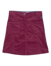 Brakeburn cord pocket skirt