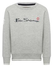 Ben Sherman grey sweater