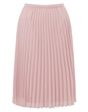 Precis Petite pleat skirt