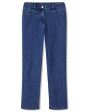 Dash mid wash lincoln regular length jeans