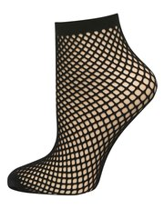 Pretty Polly Fishnet ankle socks
