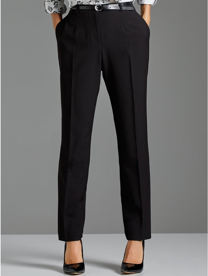 tapered trousers womens smart trousers mampco