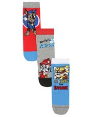 Paw Patrol socks three pack
