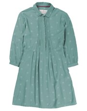 Brakeburn tree print shirt dress