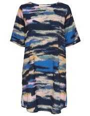 JDY Abstract print tunic dress