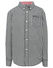 Ben Sherman navy gingham shirt