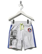 Lego City print shorts
