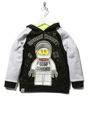 Lego City glow in the dark hooded sweater