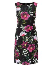 Precis Petite bouquet print dress