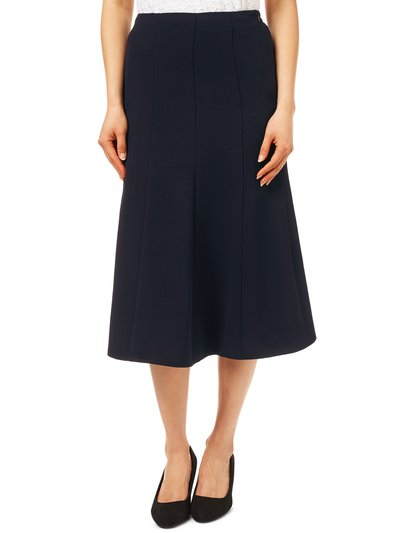 Eastex fit and flare skirt