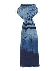 VIZ-A-VIZ ethnic persia all over print scarf