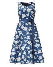 Jacques Vert Emmie jacquard prom dress