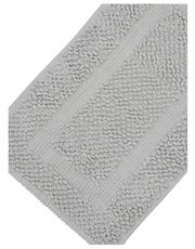 Chenille loop bathmat