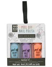 Teens' NPW Soko peel off nail polish