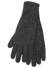 Heat Holders twist knit gloves
