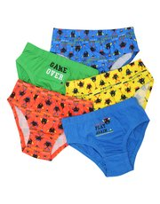 Gaming briefs five pack