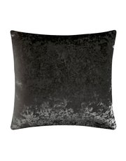 Julian Charles Allure black square cushion
