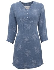 Brakeburn star print tunic dress