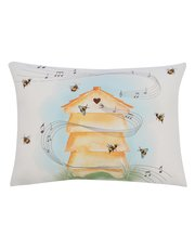 Military Wives Choirs bee cushion