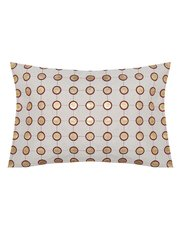 Gold spot cushion