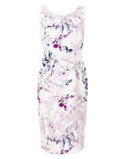 Jacques Vert floral shift dress