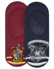 Teens' Harry Potter footlet two pack