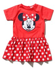 Disney Minnie Mouse spot print dress
