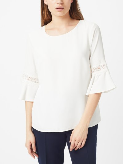 Precis Petite Luna trim detail top