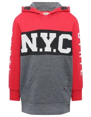NYC hooded sweater