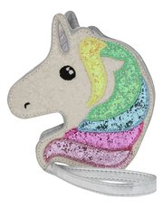 Glitter unicorn cross body bag
