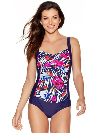 Naturana tummy control swimsuit