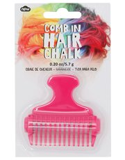 Teens' NPW comb in hair chalk