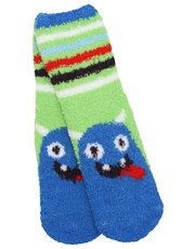 Monster cosy socks