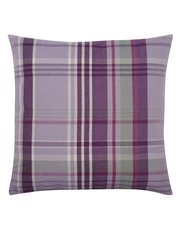 Military Wives Choirs check cushion