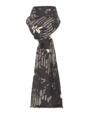 VIZ-A-VIZ all over print scarf