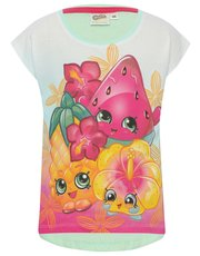 Shopkins summer fruits top