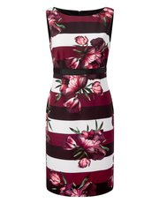 Precis Petite stripe and tulip dress