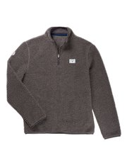 Brakeburn zip neck fleece
