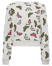 Teens' embellished butterfly sweater
