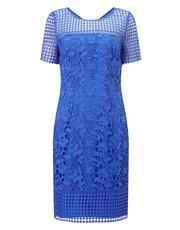 Jacques Vert petite floral lace dress