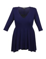 Scarlett and Jo plus slimline miracle tunic top