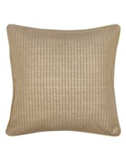 Gold foil cushion