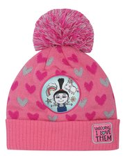 Despicable Me pom pom hat