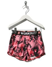 Minoti workout slogan shorts
